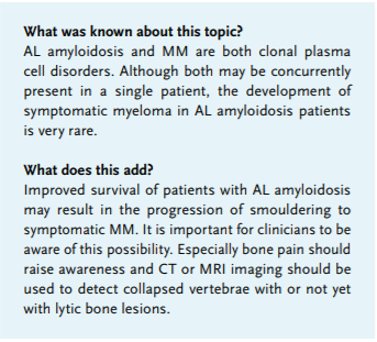 Full Text. KEYWORDS Amyloidosis ...